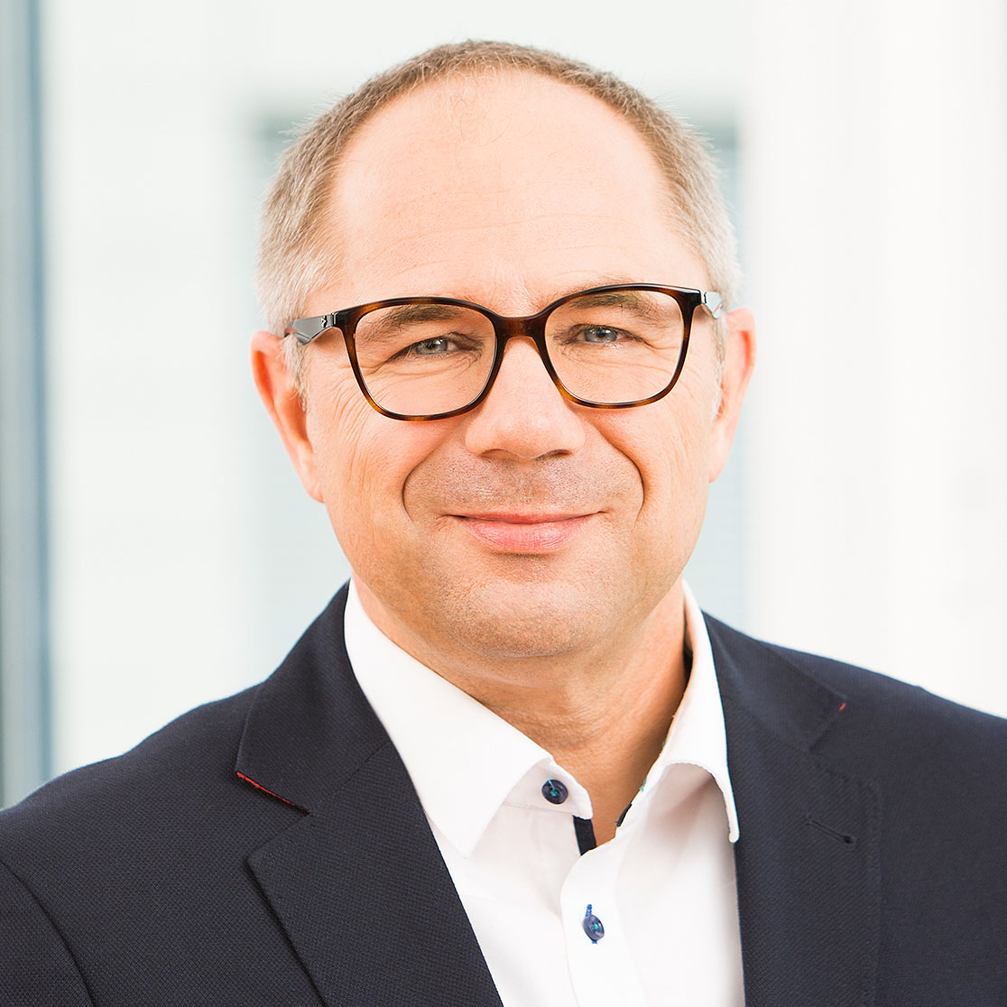 Christian Gronwald ist Leiter Management Building Lifecycle bei Kieback&Peter