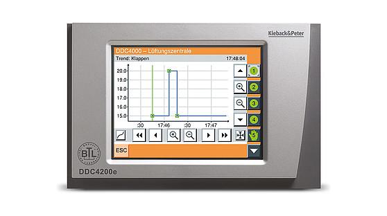 Kieback Und Peter Ddc 72 Steuerung Sonstiges Automations Equipment Installation & Sanitär